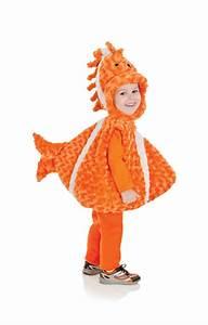 Kostüm Fisch Kind : clownfisch pl sch kinderkost m pl sch kost m f r kinder karneval universe ~ Buech-reservation.com Haus und Dekorationen