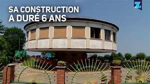 une maison rotative pour une exposition maximale youtube With cout pour surelever une maison