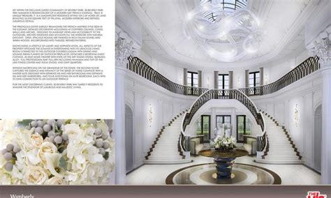beverly hills mega mansion design proposal  beverly park    million lot floor plans