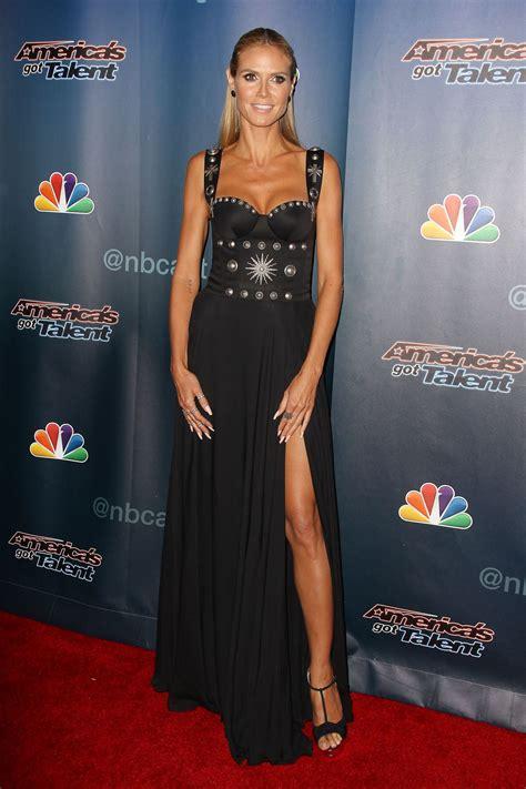 Heidi Klum America Got Talent Season Live Finale