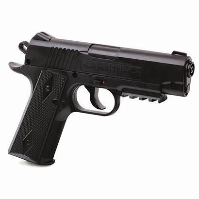 Bb Pistol Crosman Remington Co2 1911 Air