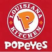 Popeyes Menu: Restaurant Serving Chicken Waffle Tenders ...