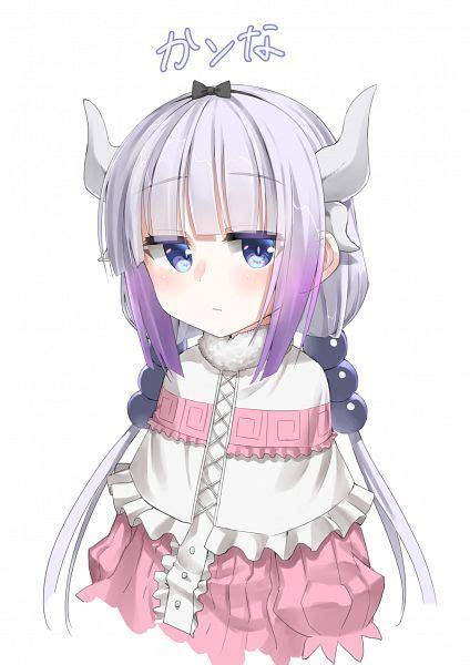 Tags Anime Pixiv Id 37798229 Kobayashi San Chi No Kanna Kamui 2075233 Zerochan