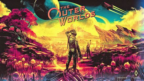 the outer worlds | MyConfinedSpace