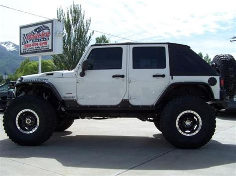 jeep lifestyle jeep wrangler rubicon soft top 3 75 quot lift similar