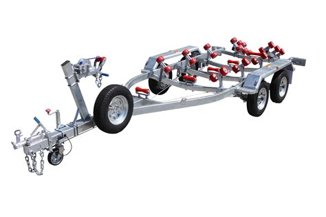 Boat Trailer Parts Tasmania by 6m Tandem Boat Trailer With Rollers