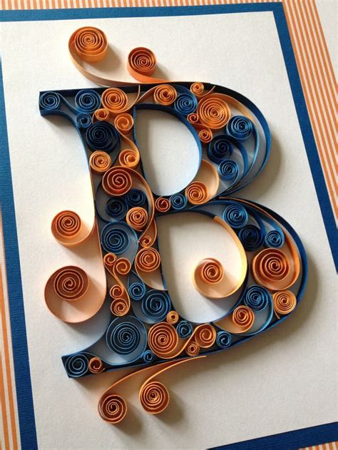 quilling letters numbers words images