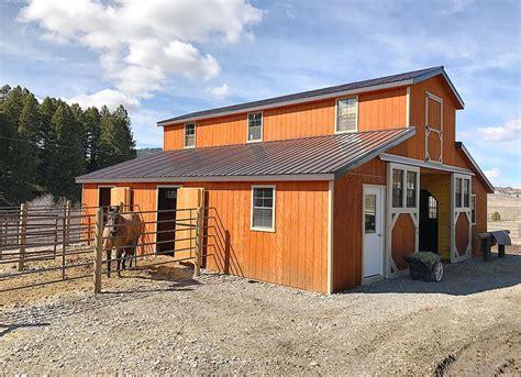 barn horse shed shelters animal