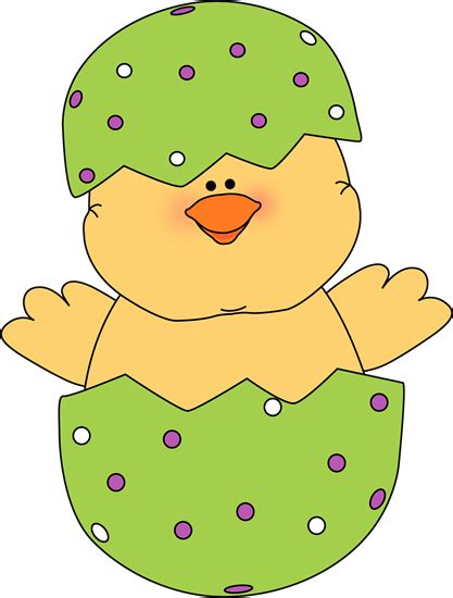 Easter Chick Clip Art  Easter Chick Images