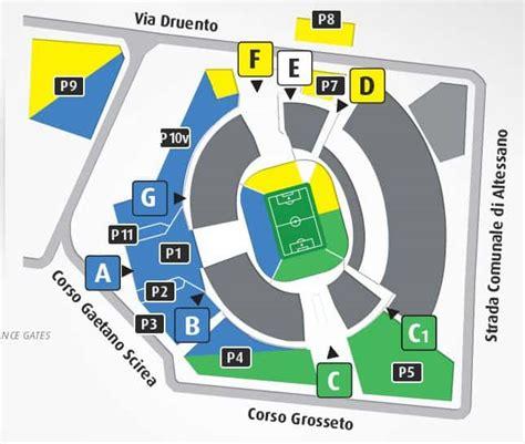 juventus stadium mappa ingressi info utili per juventus stadium pianetaempoli