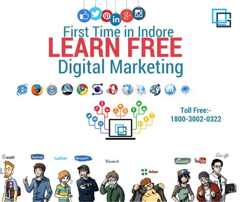 learn digital marketing free learn free digital marketing in indore indore