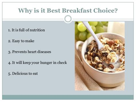 Why Should Add Muesli To Your Breakfast?