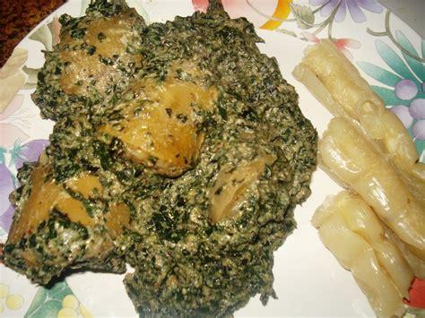 cuisine camerounaise ndole à la queue de boeuf la cuisine camerounaise