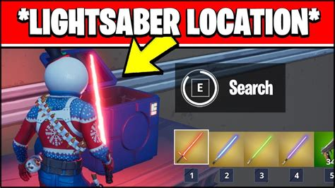 lightsaber location deal damage   lightsaber
