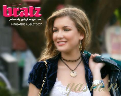 Bratz Movies Images Natalia Ramos As Yasmin Hd Wallpaper
