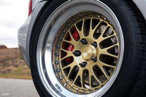 Bmw Z3 M Gets Ccw Lm20 Wheels