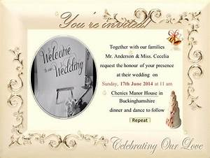 how to create personalized ecards for wedding invitation With ecard wedding invitations free download