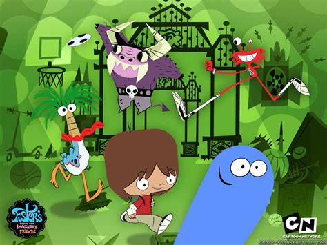 Fosters Home For Imaginary Friends Wallpapers Crazy