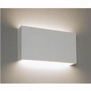 Up And Down Leuchten : dezente wandlampe led mit up down lichteffekt gips wei rio astro wei ~ Frokenaadalensverden.com Haus und Dekorationen