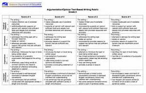 Argumentative essay rubric ccss        Original Pinterest Smarter Balance Writing Rubrics for grades and