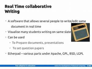 collaboration tools in education With real time document collaboration free