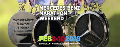 mercedes benz marathon weekend  mercedes
