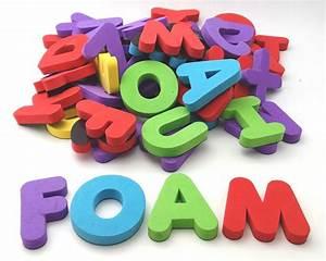 foam magnetic uppercase capital alphabet letters ebay With foam magnetic alphabet letters