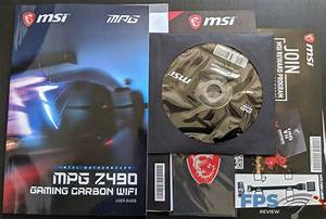Msi Mpg Z490 Gaming Carbon Wifi Motherboard Review