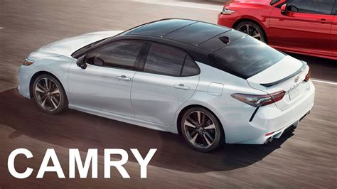 toyota camry overview youtube
