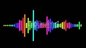 Party Dj Clubbing Equalizer Club Music Graph Speaker Disco Sound Audio Rainbow  Royalty