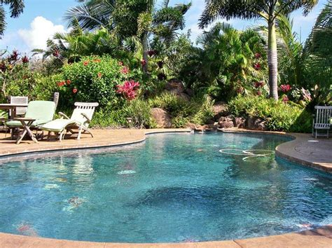 Country Homes With Swimming Pools In Haiku Maui Hawaii