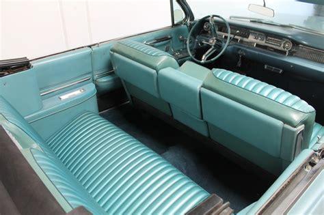 cadillac 1962 interior nice very vaultcars