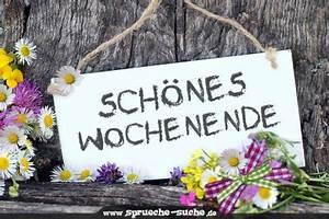 Bilder Schönes Wochenende Lustig : sch nes wochenende spr che suche ~ Frokenaadalensverden.com Haus und Dekorationen
