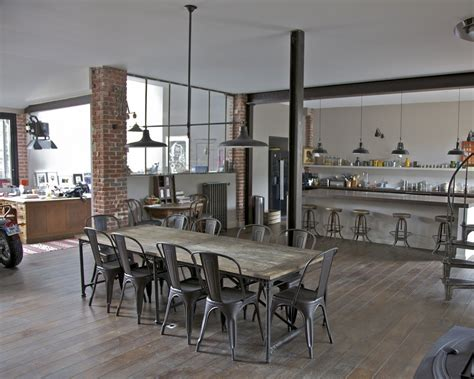counter height table industrial style bar pixshark com images galleries