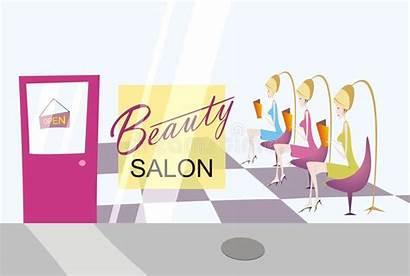 Salon Beauty Ladies Three Graphic