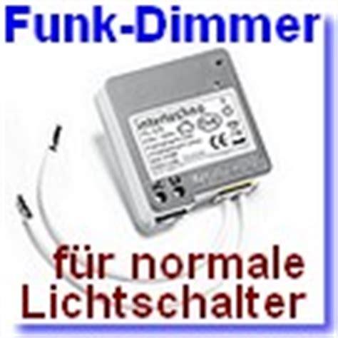 intertechno itl  funk modul dimmer fuer lichtschalter