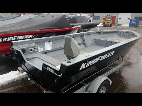 Kingfisher Tiller Boats For Sale by 2017 Kingfisher 1825 Warrior Tiller