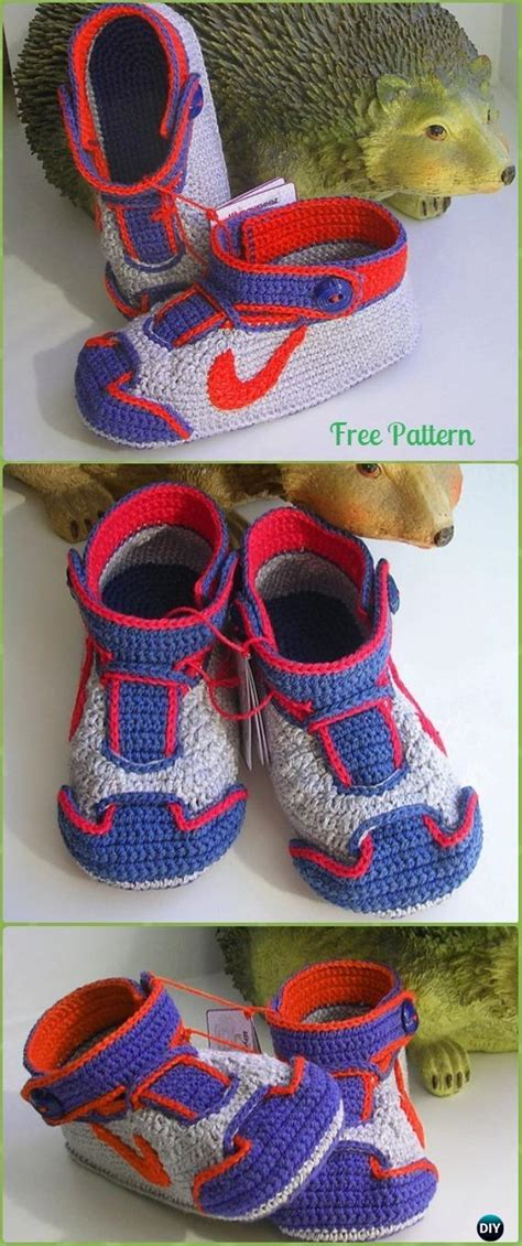 crochet sneaker slipper booties  patterns paid baby