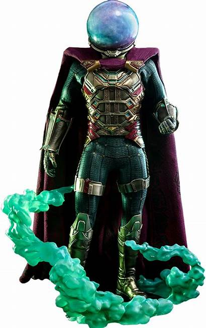 Mysterio Marvel Toys Figure Scale Sixth Sideshow
