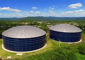 Above Ground Water Storage Tanks