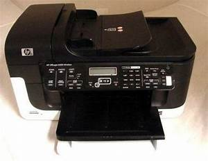Hp Officejet 6500 Wireless