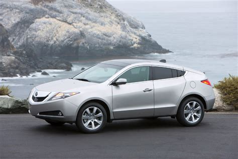 acura zdx review  carey russ video