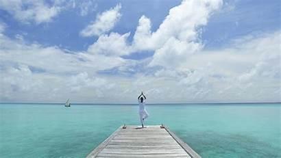 Yoga Desktop Background