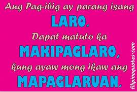 Tagalog Love Quotes  M...