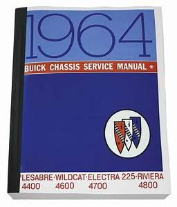 Chassis Service Manuals  Riviera Fits 1964 Riviera   Opgi Com