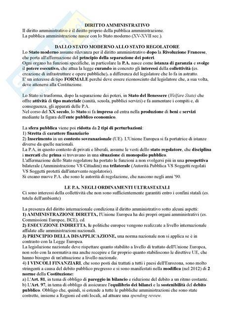 dispensa di diritto amministrativo lezioni varie 2014 appunti di diritto amministrativo