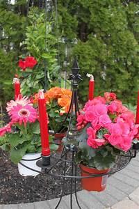 Kinsman, Wrought, Iron, Flower, Candle, Holder