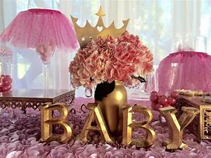 Tutu and Tiara Baby Shower - Baby Shower Ideas - Themes