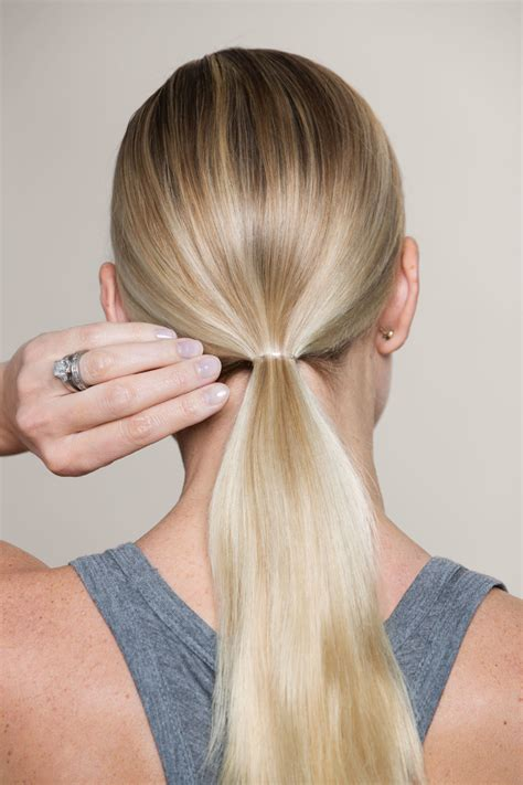 ponytail hairstyles ideas   age women magment