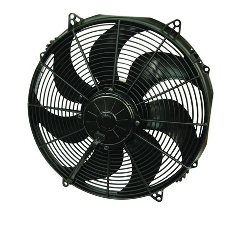 Spal Engine Cooling Fan High Output Curved Blade